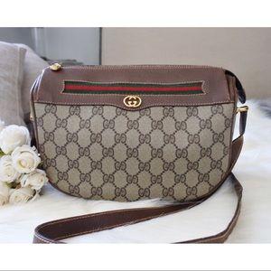 💚 Ophidia Gucci GG Monogram Shoulder Bag